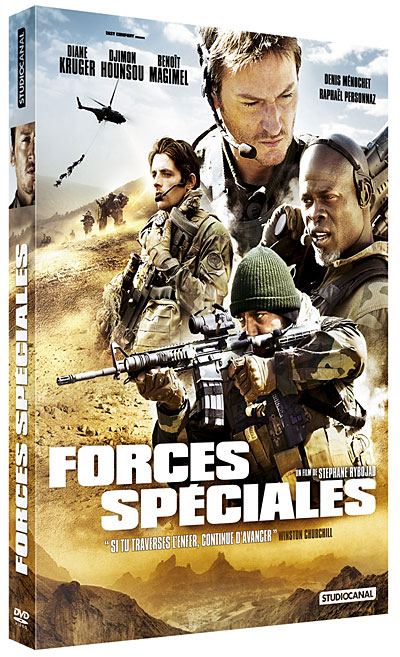 Forces spéciales 2011 [FRENCH] SUBFORCED [BRRIP] [1CD] [MULTI]