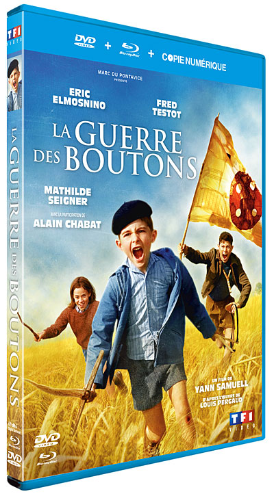 La Guerre Des Boutons 2011 [FRENCH] [1080p BluRay]  [FS](Exclue)