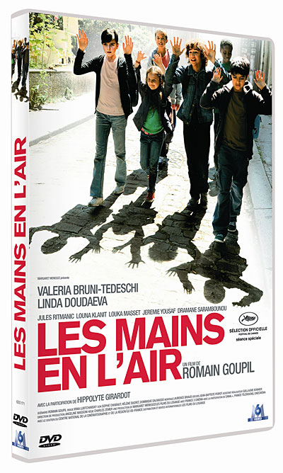 [MULTI] Les Mains en l'air [DVDr] [PAL]