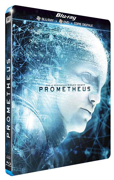 Prometheus 2012 BONUS DiSC Les Dieux En Colere