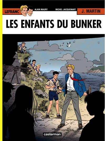 Les enfants du bunker - Page 3 9782203017320