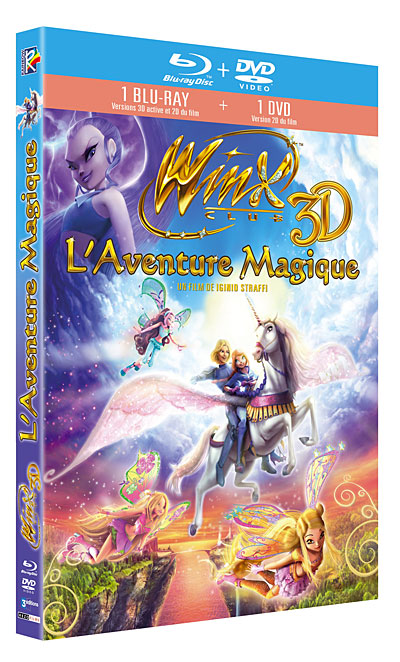 [MULTI] Winx Club, l'aventure magique [BluRay 1080p]