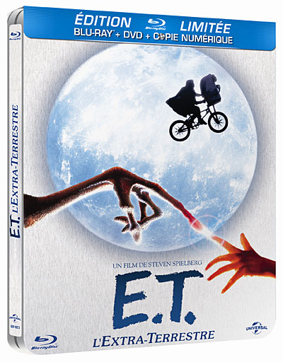 E.T The Extra-Terrestrial 1982 FRENCH [BluRay 720p] [MULTI]