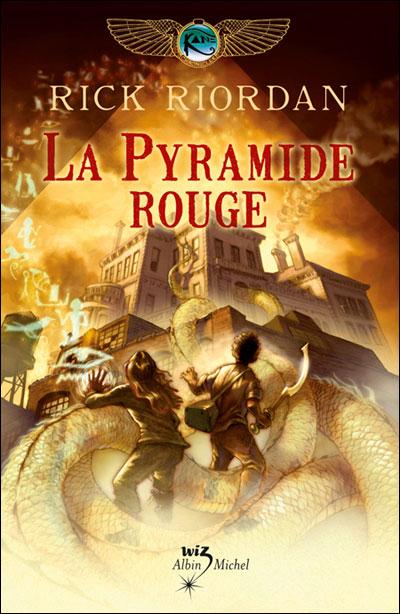 Kane Chronicles, Tome 1 : La pyramide rouge 9782226230430