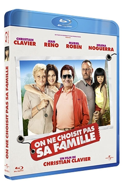 On Ne Choisit Pas Sa Famille 2011 [FRENCH] [BRRIP] [AC3]