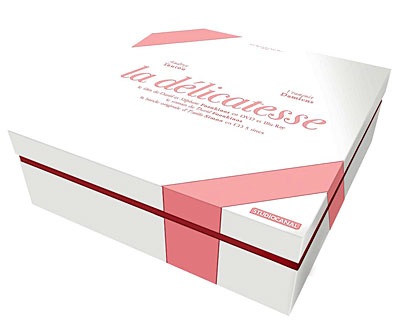 La délicatesse : coffret collector 5050582893540