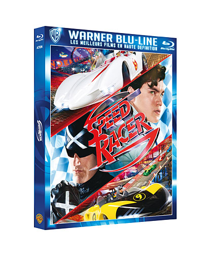 Speed Racer FRENCH [BluRay 720p] [MULTI]