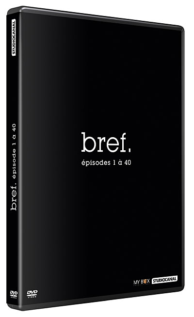 Bref [S02] [E10 / ??] FRENCH HDTV [MULTI]