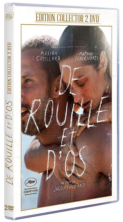 De rouille et d'os [FRENCH] [DVD-R]