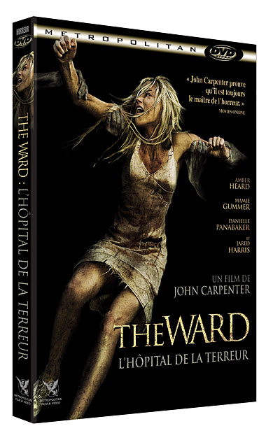 The Ward 2011 FRENCH BRRip [1CD][2CD] (exclue) [MULTI]