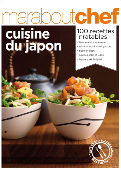 Marabout Chef Cuisine du Japon [MULTI]
