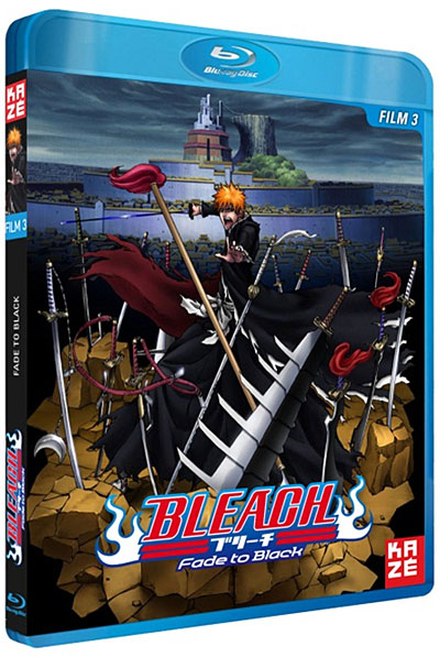 Bleach - Film 3 - Fade to Black [BluRay 720p] [UL]