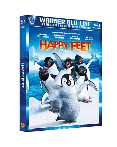 Happy Feet 2006 MULTi [Bluray 1080p] DTS HDMA AC3 [FS]