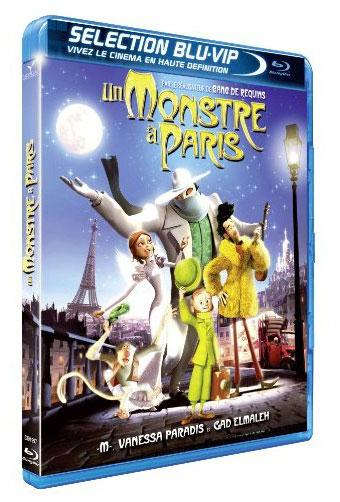 Un Monstre à Paris 2011 FRENCH [BluRay 720p] DTS [UL]