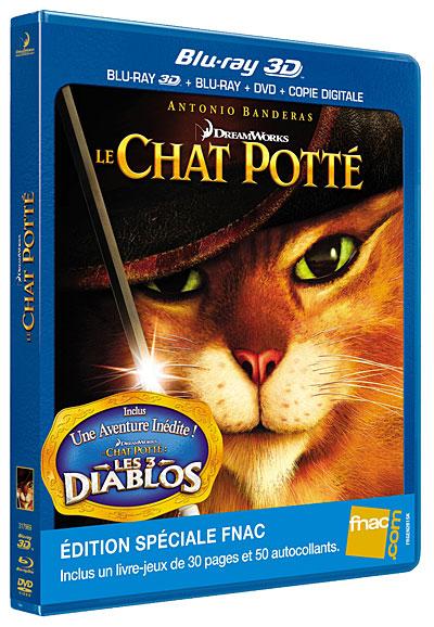 Le Chat Potté : Edition spéciale FNAC 3606323180701