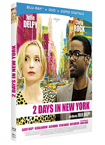 2 Days in New York 2012 FRENCH [BluRay 720p] [RG]