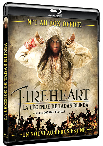 Fireheart (2011) [FRENCH] [BDRiP]