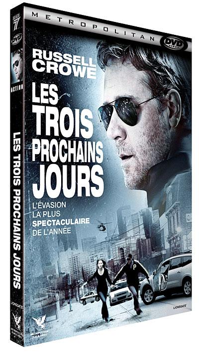 Les Trois prochains jours 2010 |PAL| MULTi [DVD-R] (exclue) [FS][US]