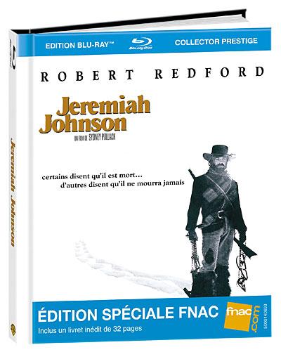 Jeremiah Johnson - Blu-Ray - Digibook - Edition Spéciale Fnac 20/06/12 5051889247111