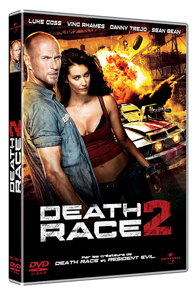 [MULTI] Death Race 2 [DVDR] [PAL]