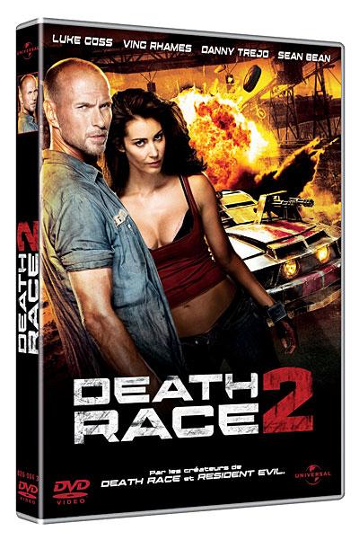 Death Race 2 [DVDRIP] [FRENCH] PROPER -1CD [MULTI]