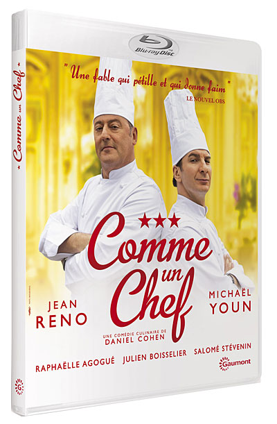 Comme un Chef [BLU-RAY 1080p | FRENCH]
