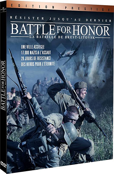 Battle for Honor, la bataille de Brest-Litovsk