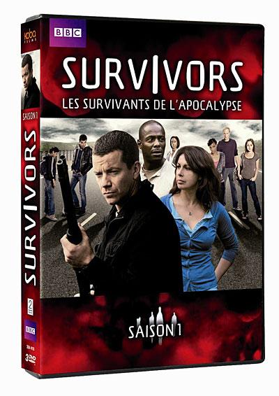 Survivors - Saison 1 [Complete]