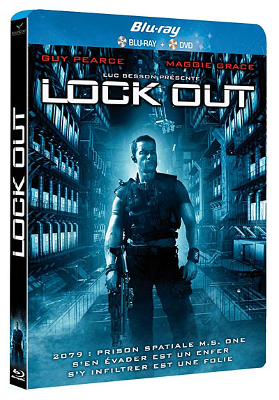 Lockout 2012 FRENCH UNRATED [BluRay 720p & 1080p] [MULTI]