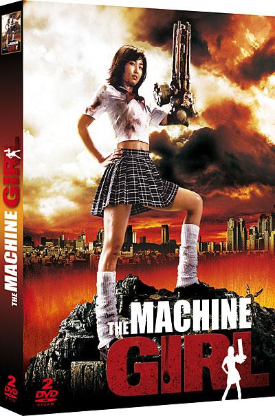 The Machine Girl 2011 PAL MULTi [DVD-R] [FS]
