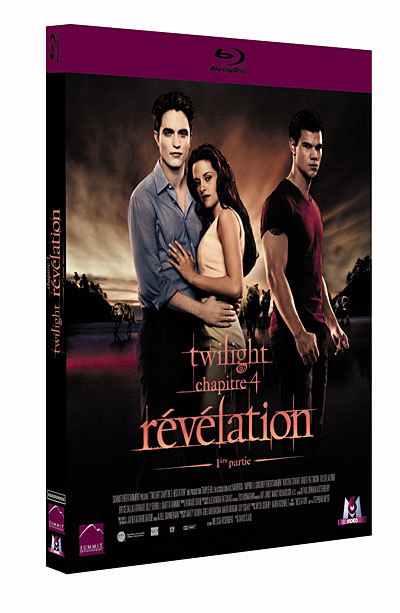 Twilight - Chapitre 4 [BRRIP] [FRENCH] [1CD] [MULTI]