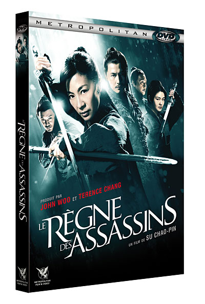 Le Règne des Assassins [TRUEFRENCH] [DVDRIP] AC3