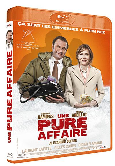 Une Pure Affaire 2010 FRENCH [BluRay 1080p] [FS]