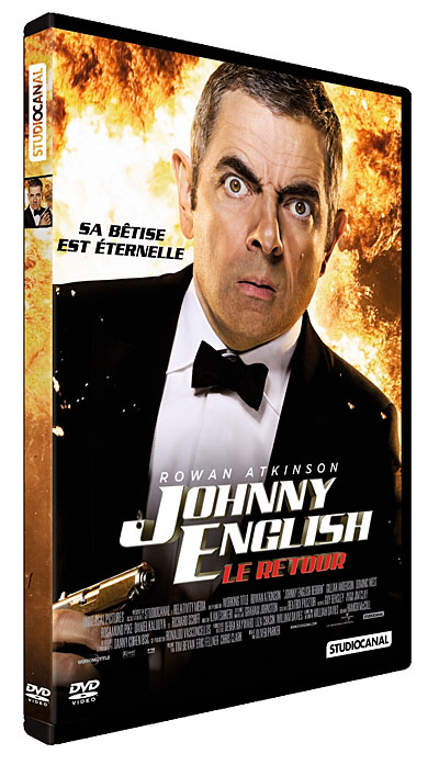 Johnny English, le retour | Multi | DVDRiP | 2011 | VO