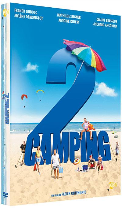 Camping 2 en DVD!