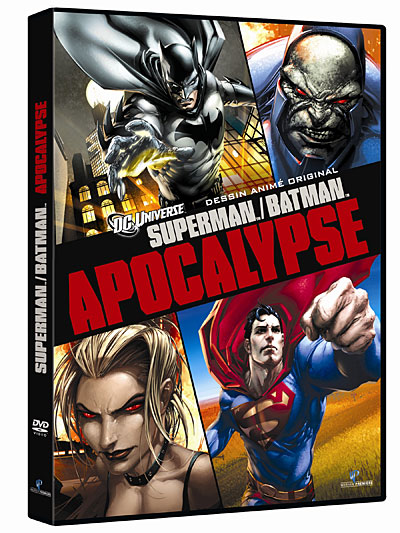 Superman/Batman : Apocalypse  [DVDRIP ]  [FRENCH] RG