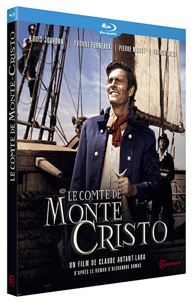 Le Comte De Monte Cristo 1961 Premiere Epoque FRENCH [BluRay 1080p] [UL]