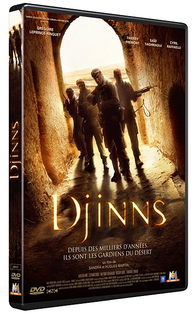 Djinns [DVD-R] [FRENCH]
