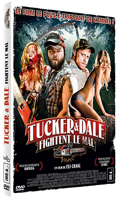 Tucker And Dale 2010 LiMITED PAL MULTi [DVD-R] [UL]