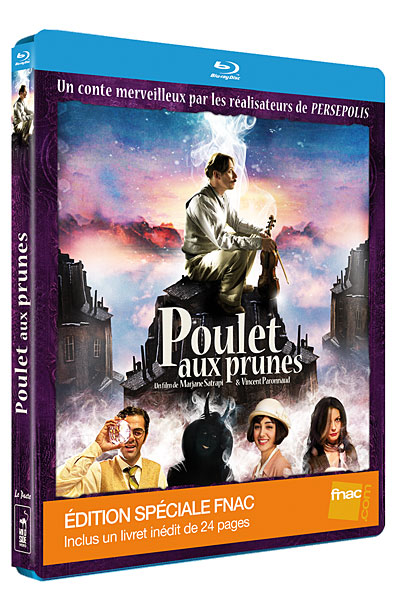 Poulet Aux Prunes [FRENCH] [1080p BluRay] [UL]