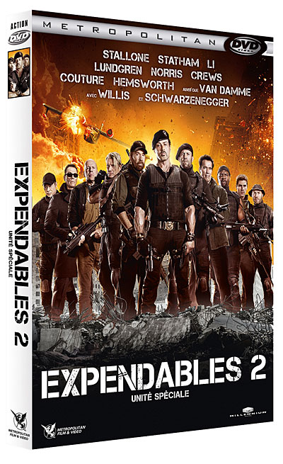 Expendables 2: unit� sp�ciale | Multi | 1CD | TrueFrench | DVDRiP | 2012  | Lien Rapide