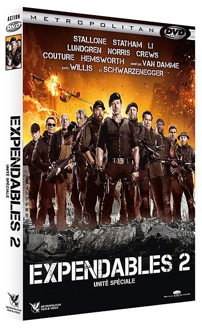 Expendables 2: unit� sp�ciale | Multi | 1CD | TrueFrench | DVDRiP | 2012  | Lien Rapide