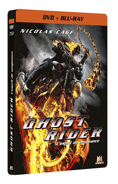 Ghost Rider : L'Esprit de Vengeance 2012 [MULTi-DVDR]