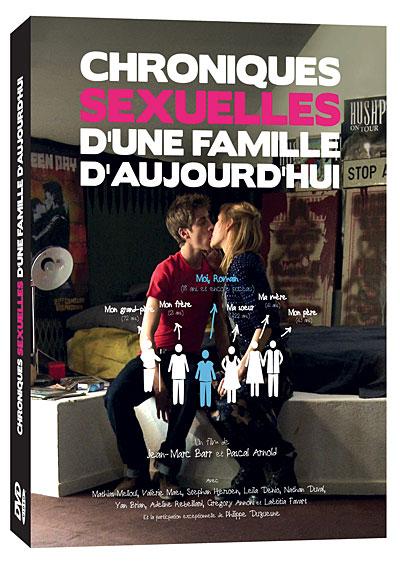 Chroniques sexuelles d'une famille d'aujourd'huit (2012) [DVDR-FRENCH]