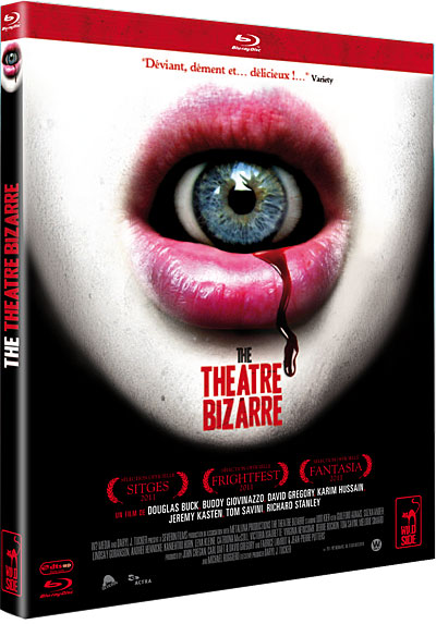 The Theatre Bizarre  [FRENCH-BRRip] AC3