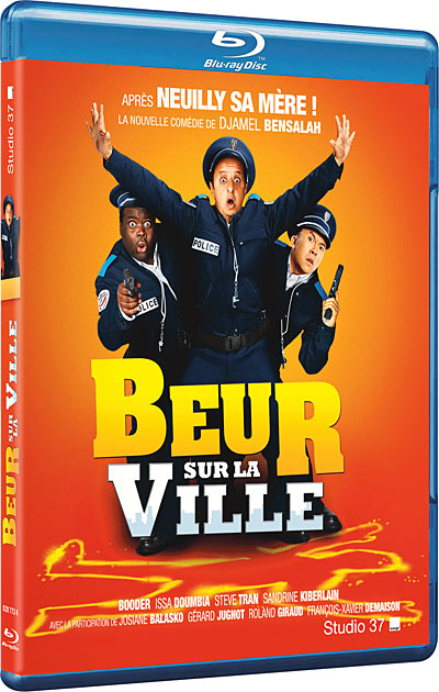 Beur sur la ville [FRENCH] [720p BluRay] [UL-]