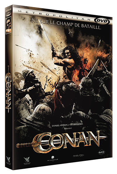 Conan | Multi | BRRiP | 2011
