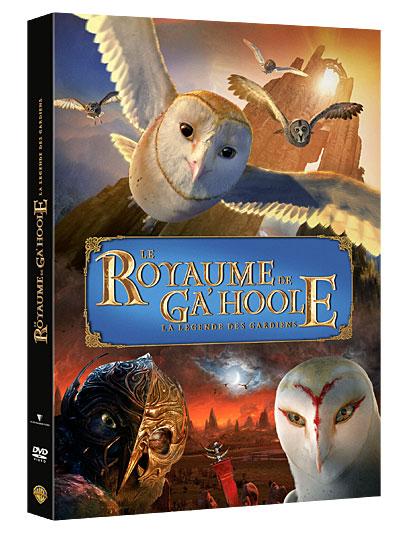 Le Royaume de Ga'Hoole - la légende des gardiens PAL MULTi DVDR [FS]