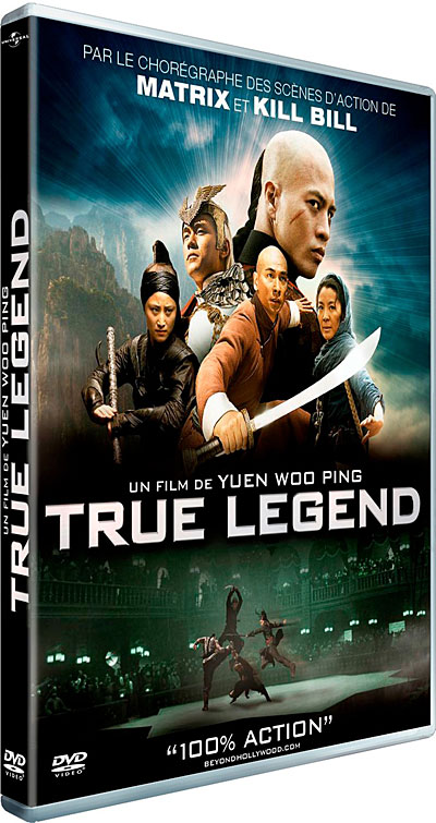 True Legend [TRUEFRENCH] [DVDRIP] [Ac3] [MULTI]