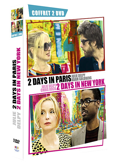 2 Days In New York (2012) [FRENCH] [DVDR] PAL